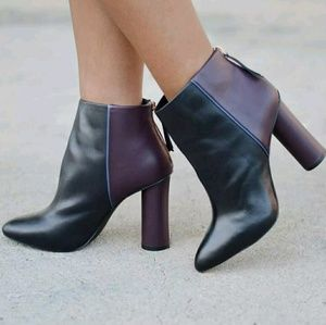 """Cabi Ankle Booties Boots """"Bissett"""" Size 8"""